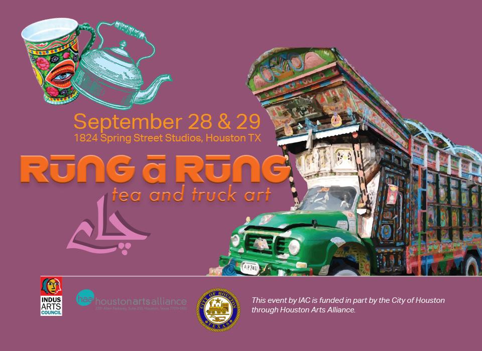 Rūng ā Rūng – tea & truck art